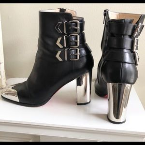 HOST PICK- CHRISTIAN LOUBOUTIN Ankle Boots